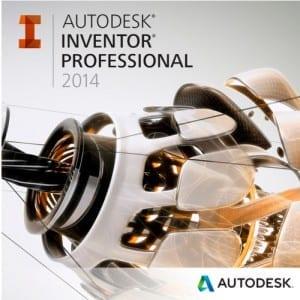 Autodesk Inventor 2014 logo 2